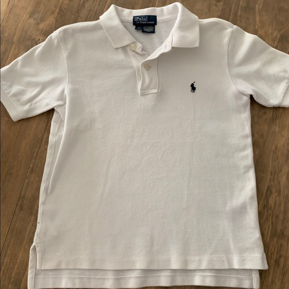 GREAT CONDITION SMALL  DOG POLO TOP T-SHIRT